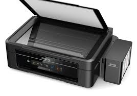 Epson L385 Wi Fi All In One Ink Tank Printer Ink Tank System