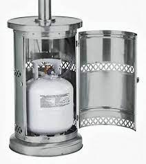 patio heater ss lp gas 843518068403