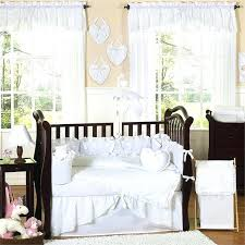 cream crib bedding sets brilliant best nursery bedding images on cot all white crib bedding sets