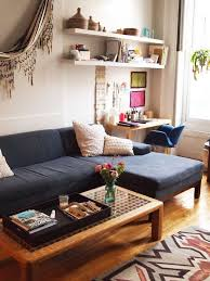office living room ideas. 10 Perfect Living Room Home Office Nooks: Short On Space But Not Style | Apartment Therapy Ideas V