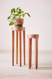 view in gallery wooden plant stands from urban outfitters