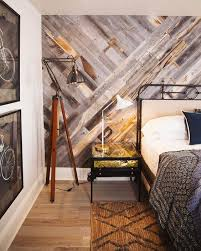 diy easy l and stick wood wall