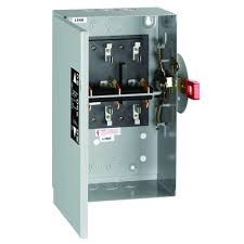 electrical fused disconnect switch not lossing wiring diagram • ge 60 amp 240 volt non fused indoor general duty double throw safety rh homedepot com