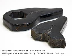 torsion key tool. \u201cwhat happens when i crank up my stock keys?\u201d several things happen. the most noticeable is key tops out inside of top torsion cross tool