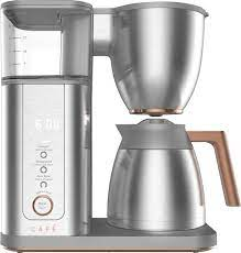 This coffee maker produces an excellent. Cafe Drip 10 Cup Coffee Maker With Wifi Brushed Stainless C7cdaas2ps3 Best Buy
