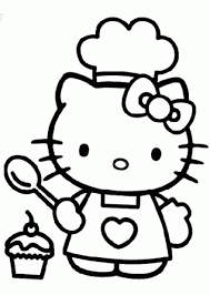 Get your free printable hello kitty coloring sheets and choose from thousands more coloring pages on allkidsnetwork.com! Hello Kitty Princess Coloring Pages Coloring Hello Kitty Cook Drawing Picture He Hello Kitty Colouring Pages Hello Kitty Drawing Hello Kitty Printables