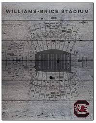 Carolina Stadium Seating Chart