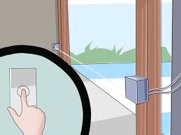 garage door sensorHow to Align Garage Door Sensors 9 Steps with Pictures