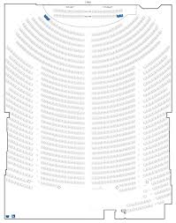 The Rave Milwaukee Seating Chart Seating Chart Genesee Theatre