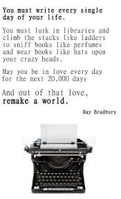 Ray Bradbury Quotes Simple 48 Ray Bradbury Quotes 48 QuotePrism