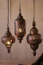 moroccan inspired lighting. Epic Moroccan Punched Metal Pendant Light 67 With Additional Homemade Inspired Lighting