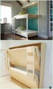 diy murphy bed ideas. DIY Side-Fold Murphy Bunk Bed Instructions - Space Savvy Frame  Design Concepts Diy Murphy Bed Ideas D