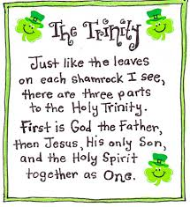 Small Picture A Wee Bit of History About St Patrick Holy spirit Sons and Leaves