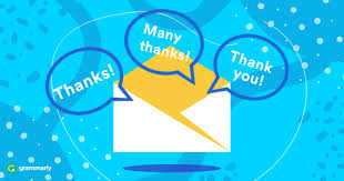 Thank You Email After An Interview Tips And Examples Grammarly