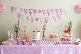 simple decoration ideas for birthday party at home