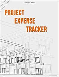 Amazon Com Project Expense Tracker A Tracker For Project Expense