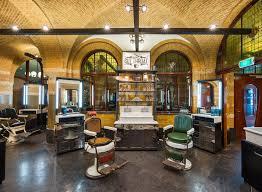 Cut Throat Barber Amsterdam Designed By Tank Cut Throat Barber Bar