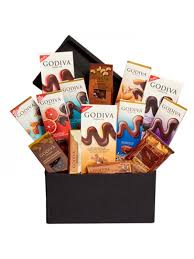 bounty of chocolate