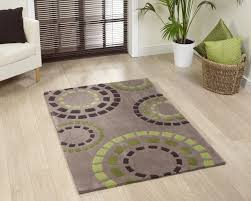 brown rug ikea with circles pattern for floor decoration ideas lime green flokati large area rugs jute tips cozy sofa and chair home plush