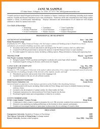 Cute Mft Internship Resume Examples Ideas Entry Level Resume