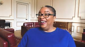 Stacy Johnson to receive MBE for her work championing equality, diversity  and inclusion - YouTube