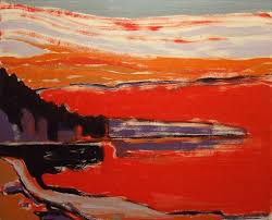 """Harold Nix """"the land and and"""" - Galleries West"""