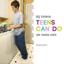About how teens can