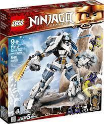 71738 Zane's Titan Mech Battle | Ninjago Wiki