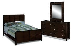 Value City King Size Bedroom Sets Bedroom Furniture Mosaic 5 Piece King  Bedroom Set Dark Brown