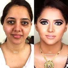 indian bridal wedding makeup step by step tutorial 9