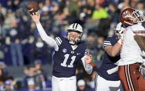 Byu Football 2017 Depth Chart Long Winding Road Leads Franklins Critchlow To Qb Battle