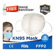 <b>10 PCS KN95</b>/<b>N95</b> P2 Face <b>Mask</b> 5 Layers <b>Respirator Mask</b> ...