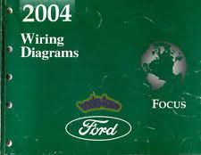 ford focus repair manual shop manual focus electrical service repair wiring diagrams ford book schematics