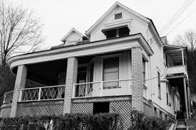 as a child manson lived in this house in mcmechen west virginia with