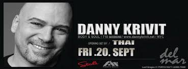 9/20/13 Fri Danny Krivit @ Del Mar Bar (Porto Rafti), Greece More Info : https://www.facebook.com/pages/Del-Mar-Porto-Rafti/110402595713752 - 9.20.13-Greece