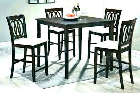 small dining table and chairs modern room design round sets cream carpet black set tables