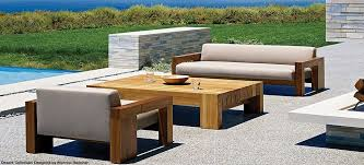 modern wood patio furniture. Beautiful Modern Modern Wood Patio Furniture Sets  Contemporary Solid Wood Outdoor Furniture  Design Desert By Marmol  Intended Modern Patio Pinterest