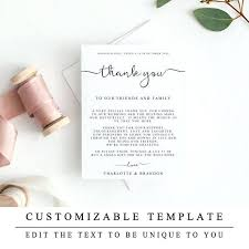 Small Card Template Small Note Card Template Thank You Tailoredswift Co