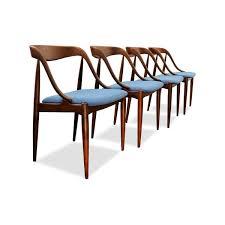 vintage teak furniture. Vintage Teak Dining Chairs By Johannes Andersen Vintage Teak Furniture