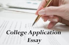 writing a good college application essay writing college essays