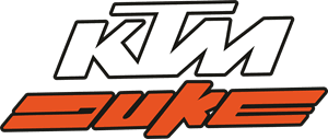 KTM duke Logo Vector (.CDR) Free Download