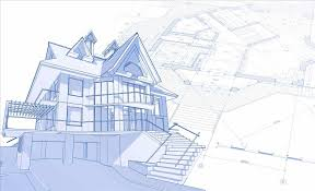 architecture blueprints 3d. Beautiful Architecture Architecture Blueprints 3d Presentation Images Of Blueprint D Sc  To