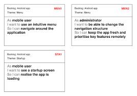 Agile User Story Acceptance Criteria Template Scrum Acceptance Criteria Template