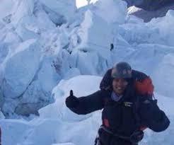 अनीता कुंडू ने माइनस 50 डिग्री तापमान में अमेरिका की सबसे ऊंची चोटी अंकोकागोआ को किया फतेह