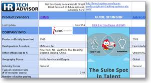 Ats Applicant Tracking System Applicant Tracking Systems Ats For Smb Buyer Guides Hr