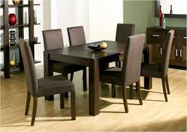round dining table for 4 modern post indoor dining room chair