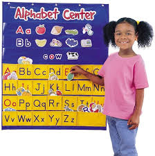 Brand New Learning Resources Alphabet Center Pocket Chart