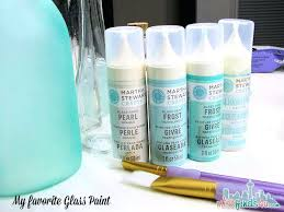stained glass paint supplies painting crafts craft faux