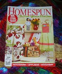 Australian Homespun Magazine | Lucie The Happy Quilter's Blog & For ... Adamdwight.com