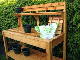 Potters Bench Ideas World Market Potting Bar Plans Lowes. Potting Bench  Ideas Pinterest Plans Ana White For Sale Melbourne. Potting Bench With Sink  And ...